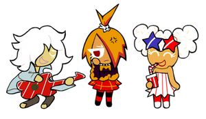 Cookie Run Batch 1 by pettracks