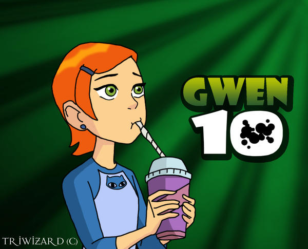 Gwen 10? By TheBlueFruit On DeviantArt