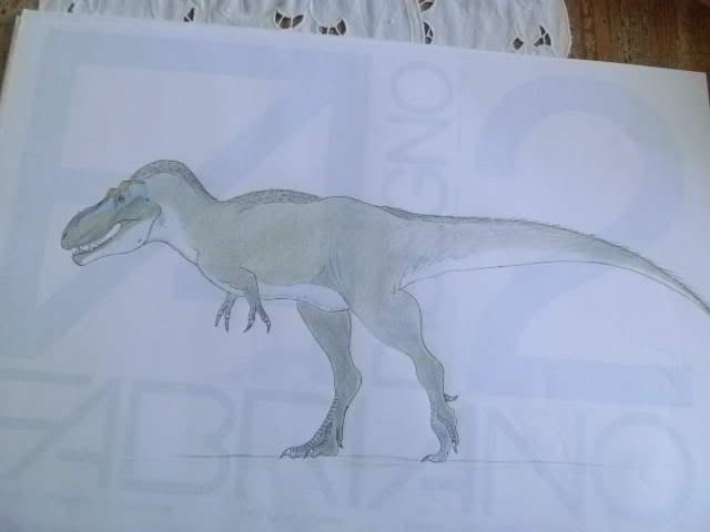 Das? Daspleto? Daspletosaurus! by Kazuma27