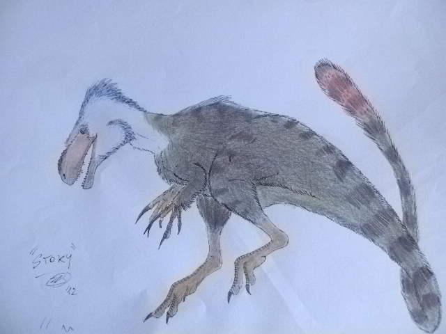 Jurassic Laelaps by Kazuma27