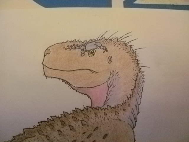 Sitting dinosaurs BONUS by Kazuma27