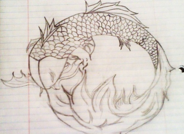 D Lined Paper Drawings : Lined paper drawings by lollipopx on deviantart