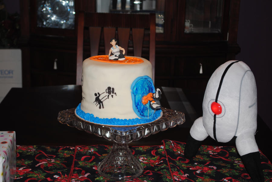 portal 2 wedding cake pin portal cake recipe screensaver screenshot 1 you can 18697
