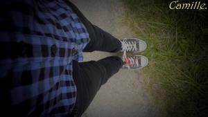 Walking Contradiction.