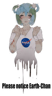 Earth Chan Notice Me