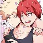 Kirishima! Bakugo! #2 My Hero Academia