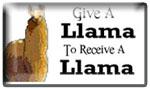 Give A Llama - Stamp by Me2Smart4U