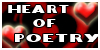 Heart Of Poetry - Stamp by Me2Smart4U