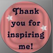 Inspiring Me - Button by Me2Smart4U