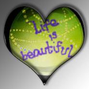 Life Is Beautiful by Me2Smart4U
