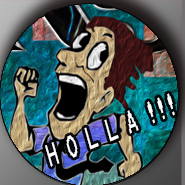 Holla-Button by Me2Smart4U