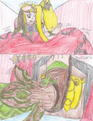 Commission - Viridi in Wonderland by DunamisSolgard1002