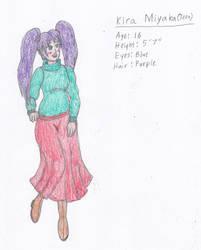 Kira Miyaka (Teen) 2021