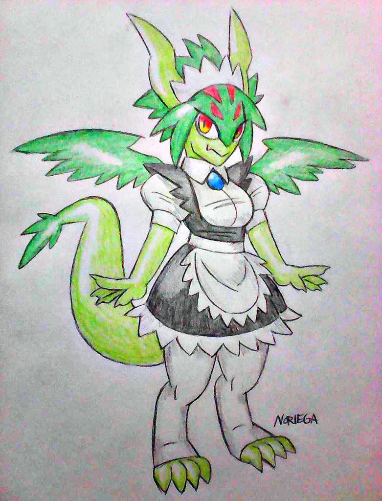Dragon Maid by Fabaro