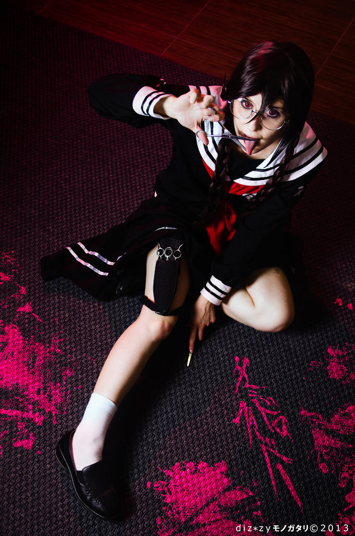 Dangan Ronpa: Bloodstain Fever by Martychan96