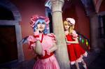 TP EoSD: Scarlet Sisters