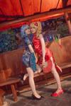 TP EoSD: Scarlet Sisters qipao VI