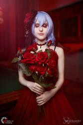 TP EoSD: Remilia ballgown I