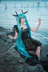 Vocaloid: Shinkai Shoujo by MartinaEdelstein