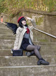 Touhou Project: Wind God Girl I