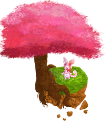 Charmini Spring Prompt by mild-otaku