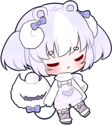 Baby Momi by miolet