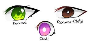 My eye styles