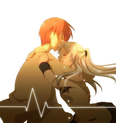 kanade and otonashi relationship