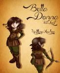 Bella Donna Tealeaf ~DnD~