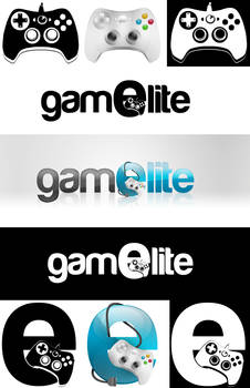 GamElite.com Logotype