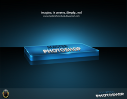 Master Photoshop 3D Logotype