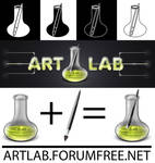 ArtLab Logotype