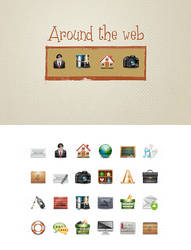 Around the WEB by Svengraph
