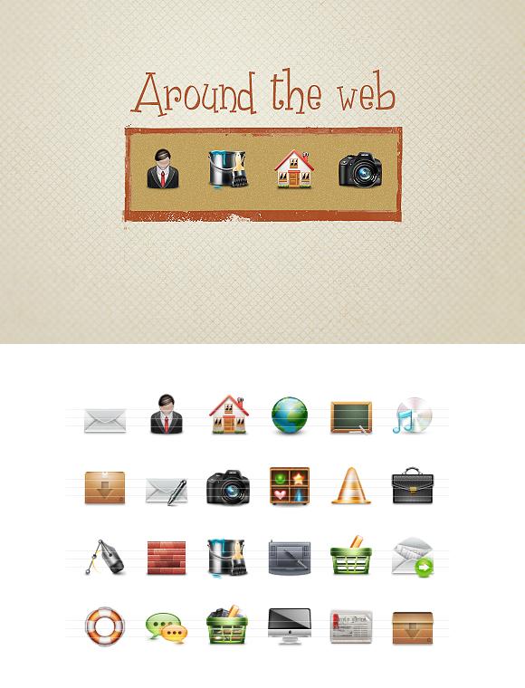 Around the WEB by Svengraph