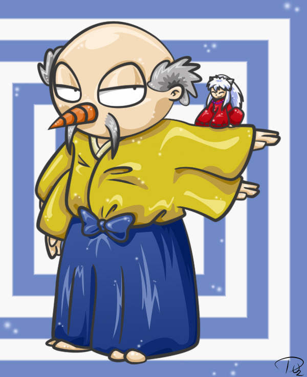 Myoga And Inuyasha Switch By Dissolved Oxygen On Deviantart