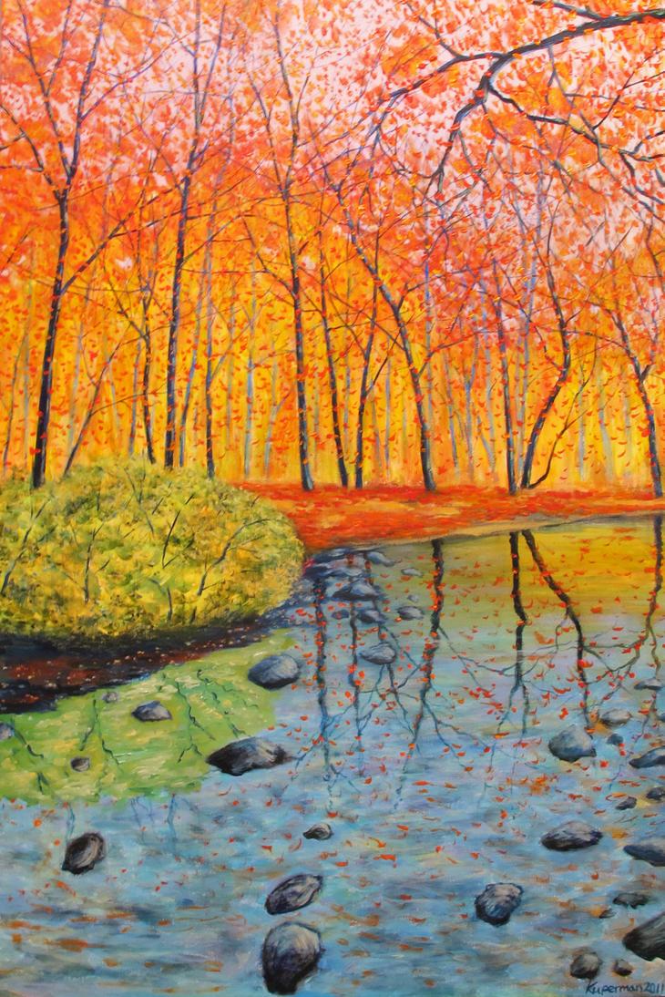 Enchanting Autumn by Landscapist