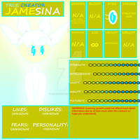 True Creator Jamesina Bio