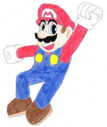 099. Super Mario
