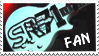 SR-71 Stamp by Rain-Midori