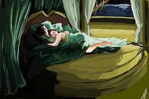 Good Morning Asgard Loki x Sigyn