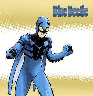 Blue Beetle- Dick Grayson