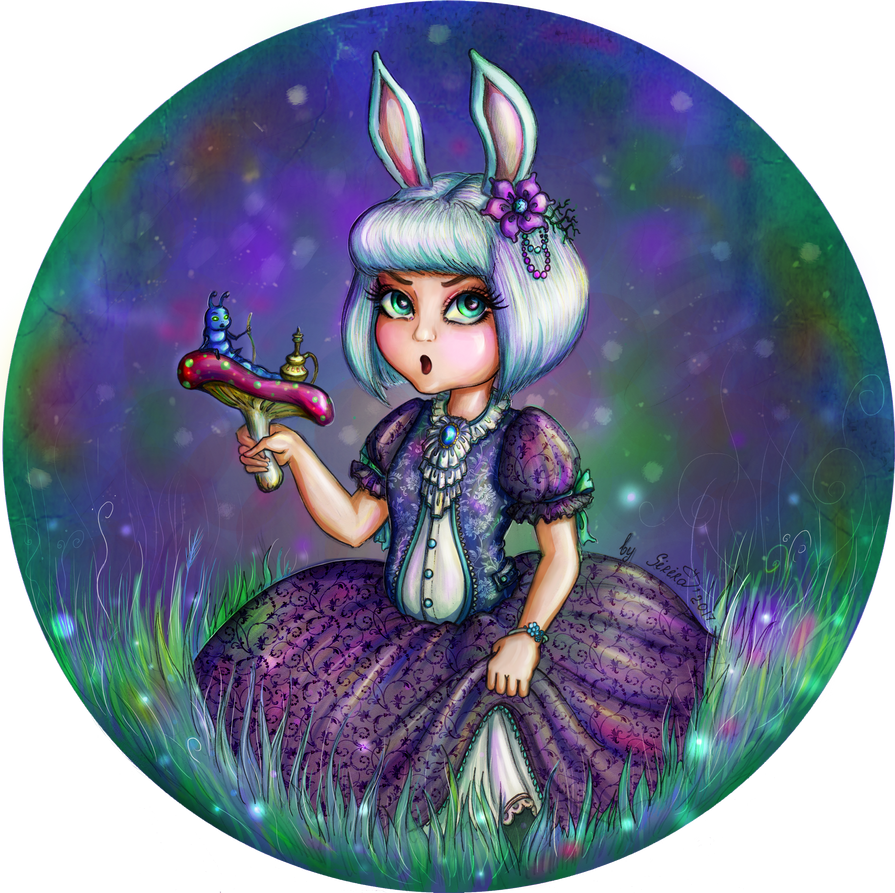 Wonderland dream by SiriraLiluria