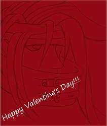 FFVII: St. Valentine by Before-I-Sleep