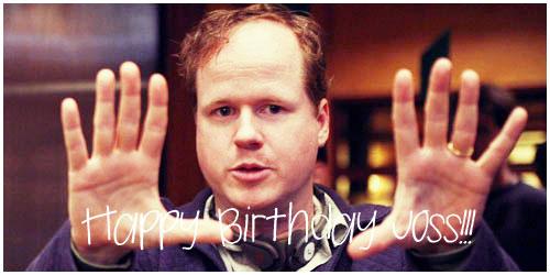Happy Birthday Joss Whedon by Before-I-Sleep
