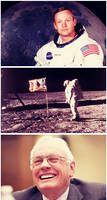 RIP - Neil Armstrong by Before-I-Sleep