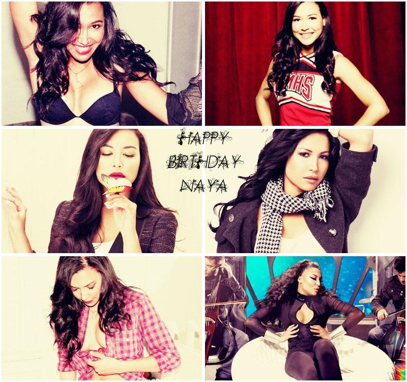 Happy Birthday Naya Rivera by Before-I-Sleep