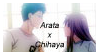 Arata x Chihaya 2 by Before-I-Sleep