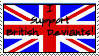 I Support British Deviants by Before-I-Sleep