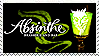 Absinthe Fan by Before-I-Sleep