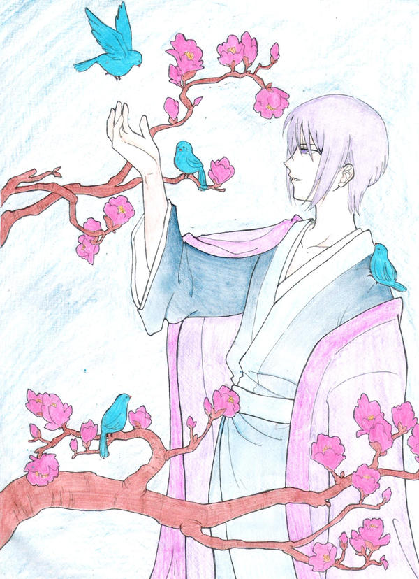 FB: Akito Sohma by Before-I-Sleep